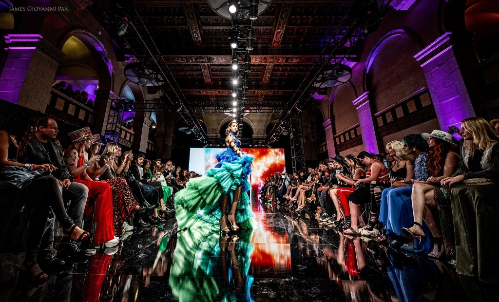 Get Your Front Row Seat At This Exclusive L.A. Fashion Week 2021 Experience Here