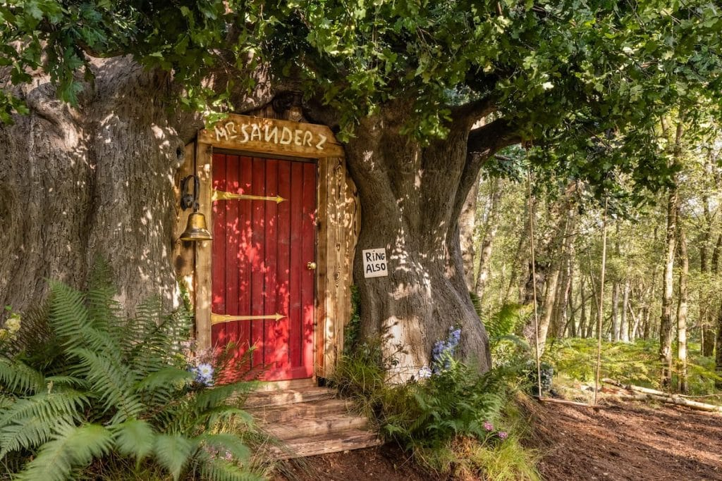 You Can Stay At Winnie The Pooh's House In England's Hundred Acre Wood