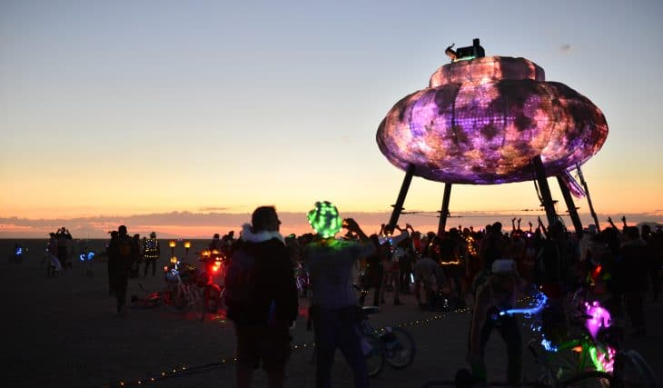 Step Into The World's Most Powerful 360° Immersive Sound & Light Platform In LA