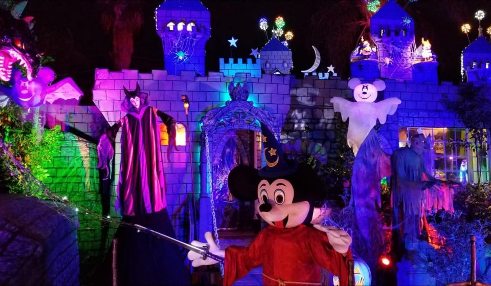 Where To Find The Best Halloween Displays Around L.A.