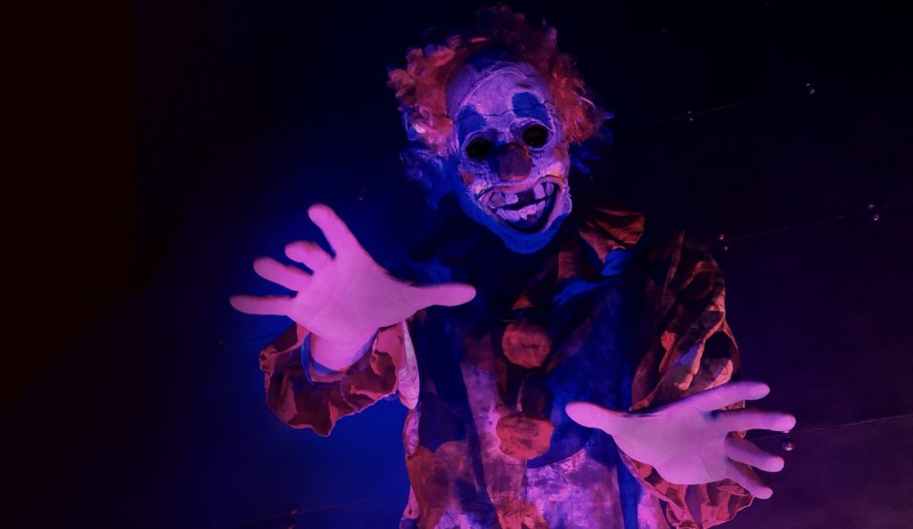 Enter A Chilling Carnival Of Thrills At The Haunted Clown Academy In L.A.
