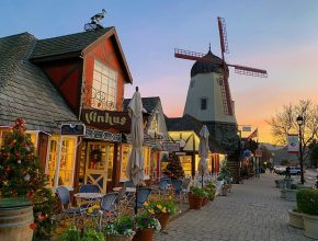 8 Dreamy Places In SoCal That Could Pass For Somewhere In Europe