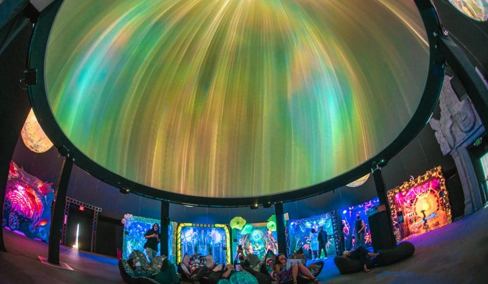 This Immersive Exhibition Reveals The Secrets Of The Universe Through Jaw-Dropping Artworks