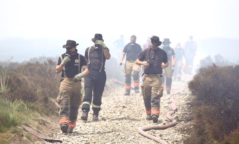 Fire Moor Manchester News