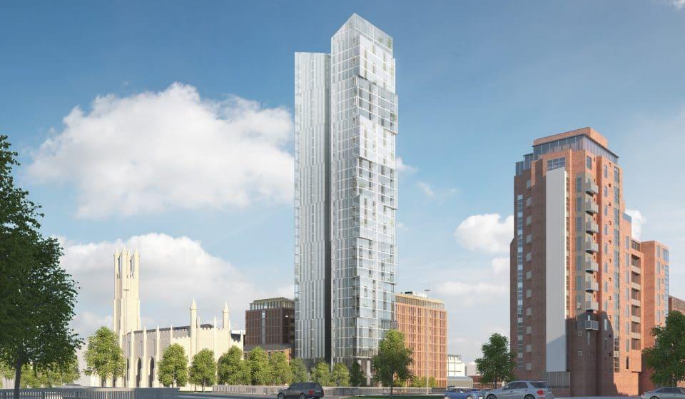 Former England Cricketer Freddie Flintoff Wants To Build A Skyscraper In Castlefield