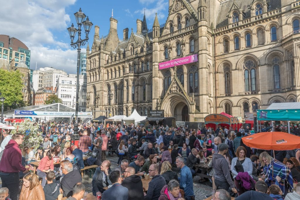 The Full Programme For Manchester Food And Drink Festival Has Been Announced
