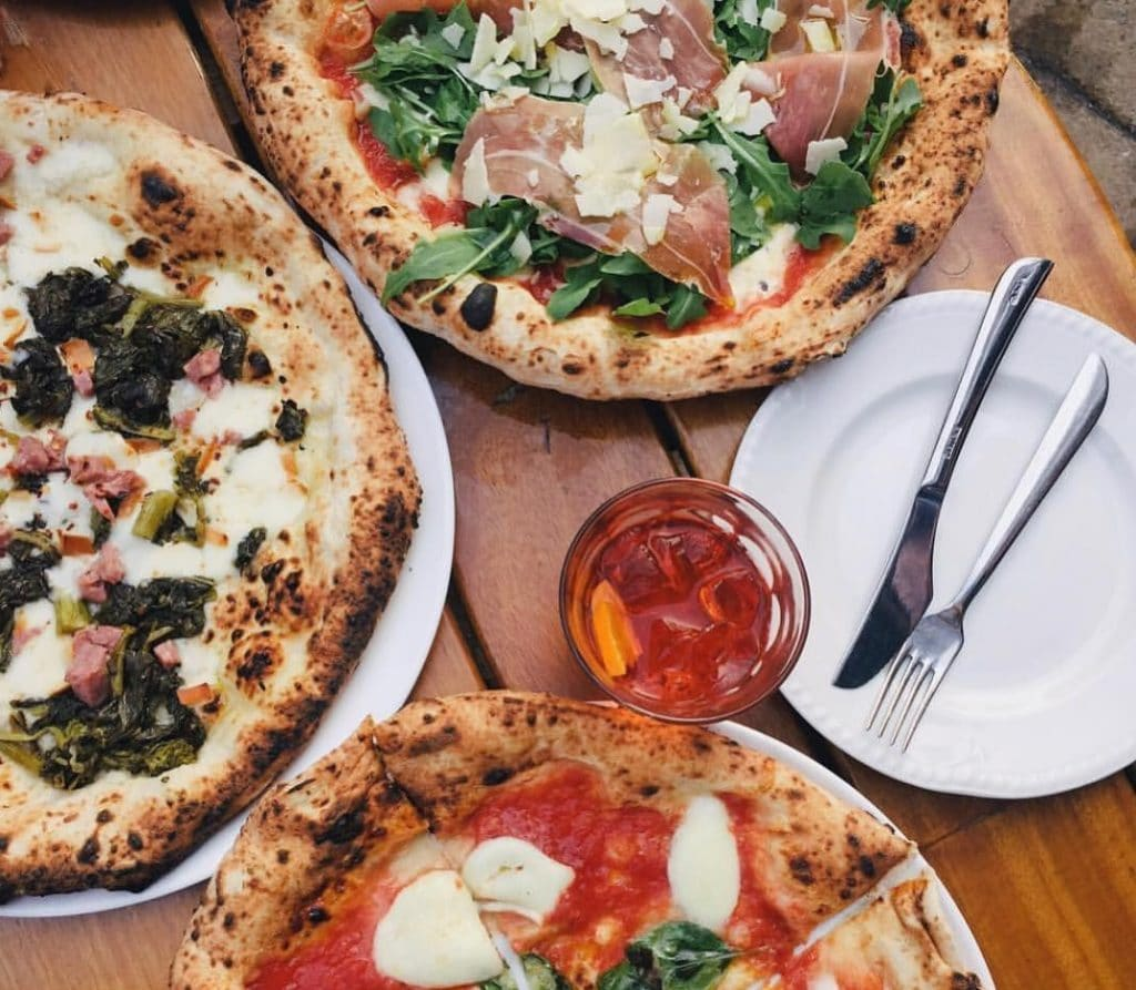 This Manchester Pizza Restaurant Has Been Named Best In England