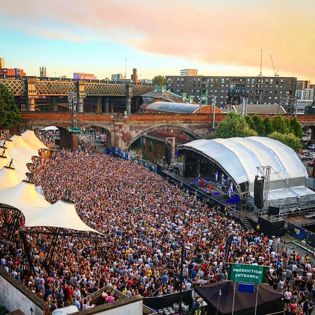 Manchester's Big World Cup Semi-Final Screening Sells Out In Under An Hour