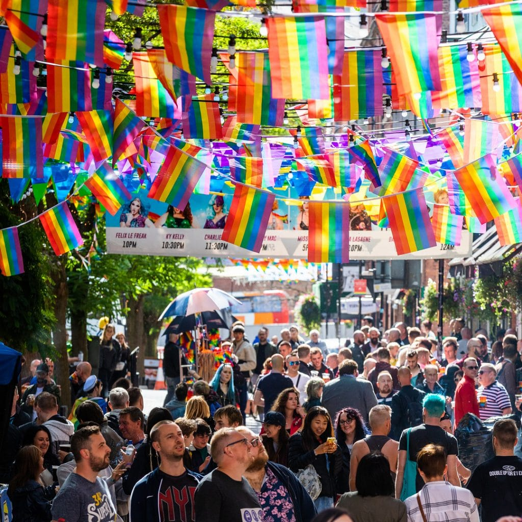Everything You Need To Know About The Manchester Pride Parade