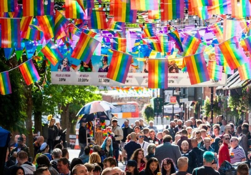 Everything You Need To Know About Manchester Pride 2019