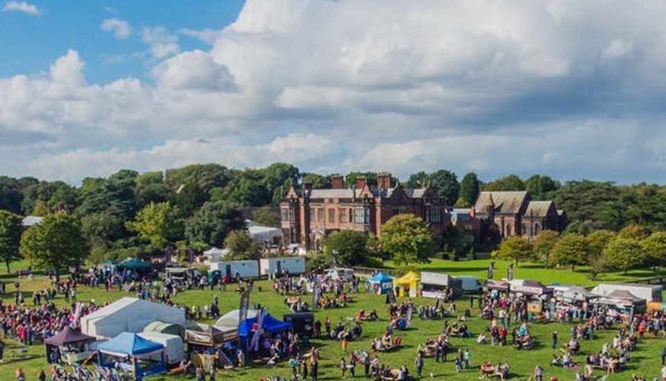 A Great British Food Festival Is Coming To The North-West… Twice!
