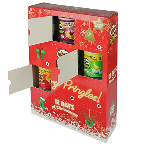 Pringles Advent Calendars Are Here To Save Savoury Fans From Chocolate Hell