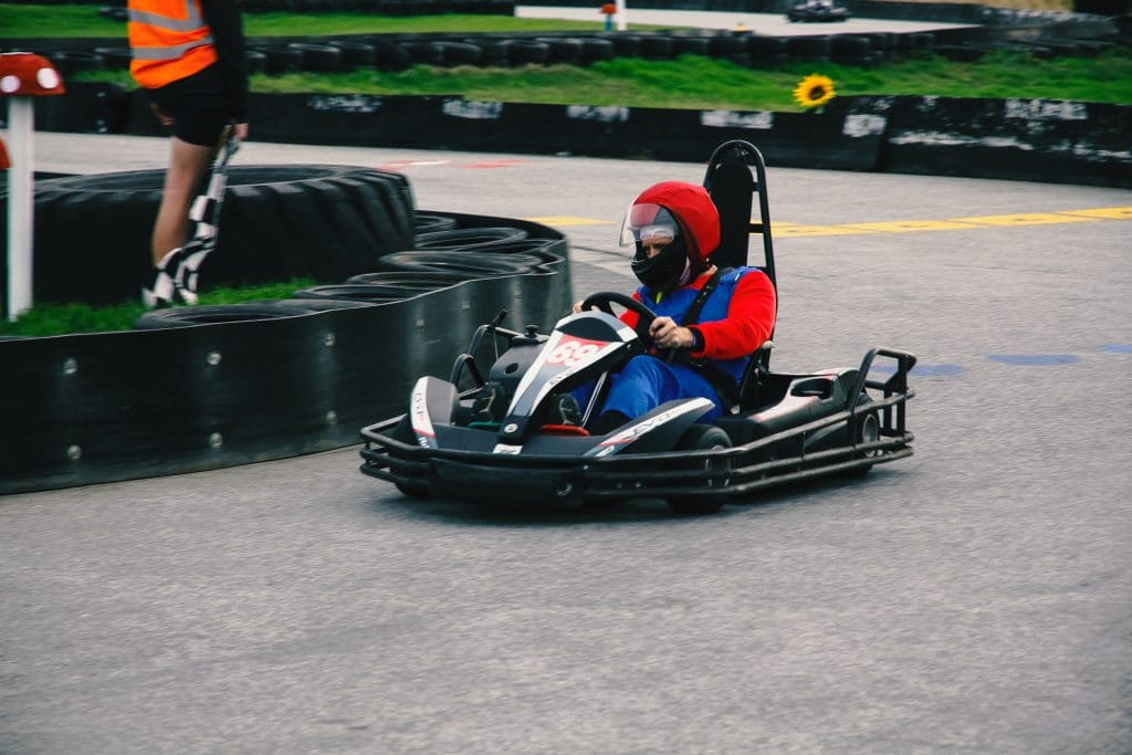 Real-Life Mario Kart Is Coming To Manchester