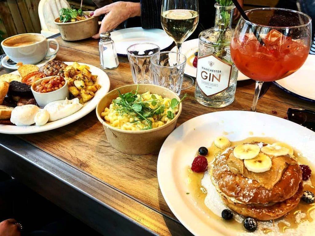 Where To Brunch In Manchester If You Want To Leave Full