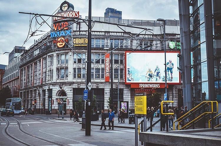 The Printworks Is Hosting A Hangover Haven Complete With Cheap Eats And Feel-Good Films