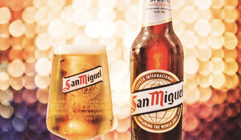 "San Miguel's ""Find Your Rich"" Event Is Making Us Second Guess Everything We Know"