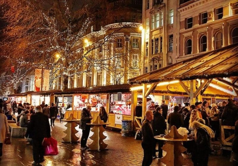 The Dates For Manchester Christmas Markets Have Been Announced