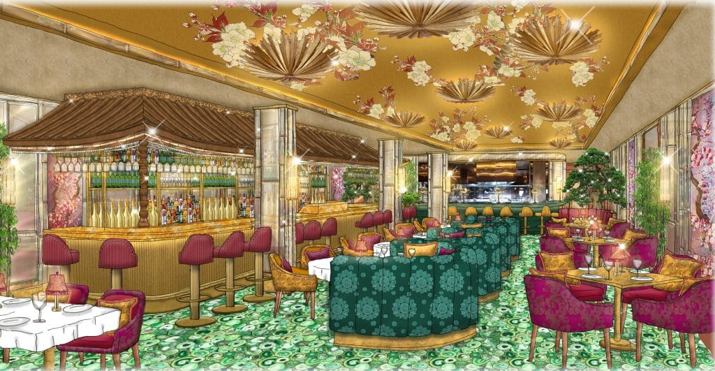 The Ivy Will Open In Manchester Next Month And It Looks Beautiful