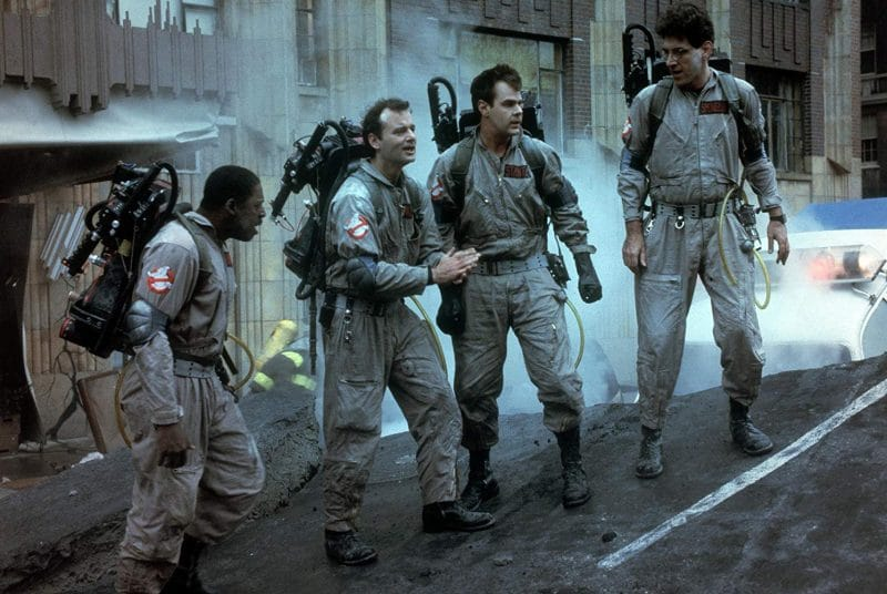 A Vodka-Fueled Screening Of Ghostbusters Is Coming To Spinningfields