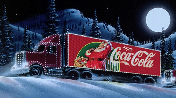 Bad News The Manchester Coca Cola Christmas Truck Announcement Is A Hoax Secret Manchester