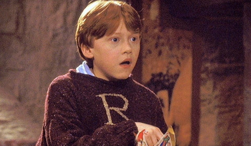 We Can Finally Get Our Muggle Mitts On Ron And Harry's Christmas Jumpers