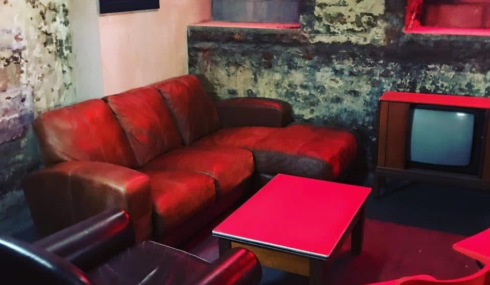 A Gourmet Kebab Restaurant Has Opened Above A Berlin-Style Basement Bar