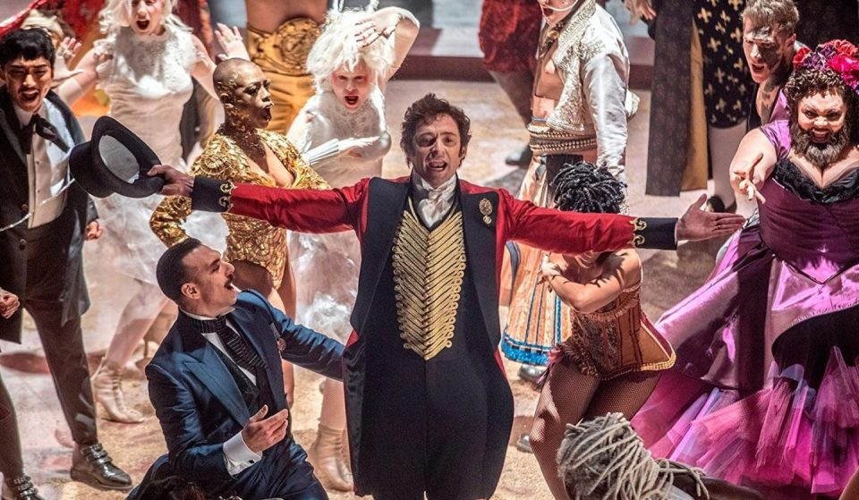 A Sing-Along Screening Of The Greatest Showman With Bottomless Drinks Is Coming To Manchester