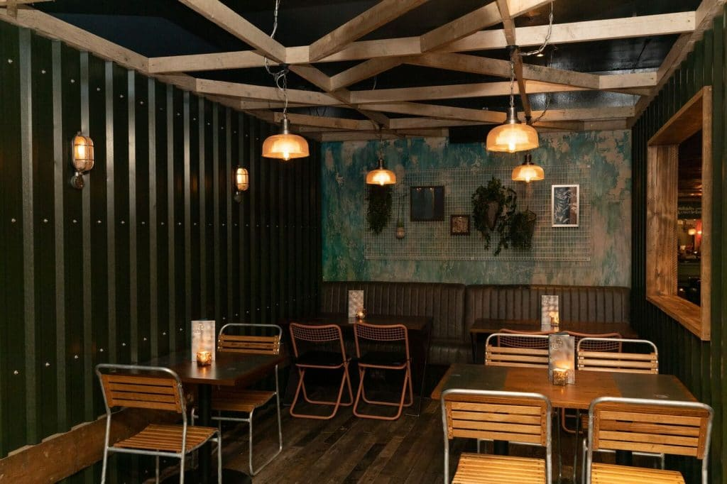 A New Restaurant Claiming To Be The 'Happiest In Manchester' Has Opened In The Northern Quarter