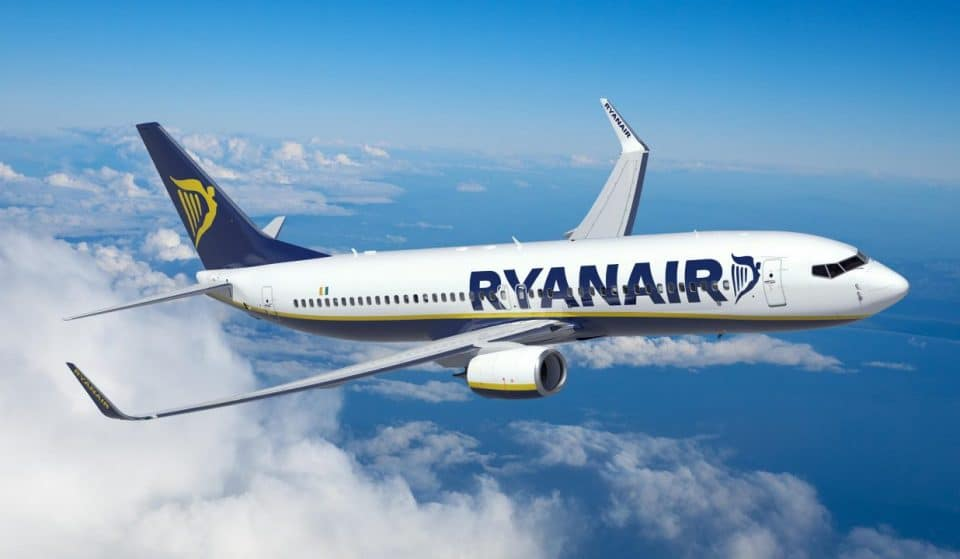 Ryanair Is Holding A Week Long Black Friday Sale Including Flights From A Fiver