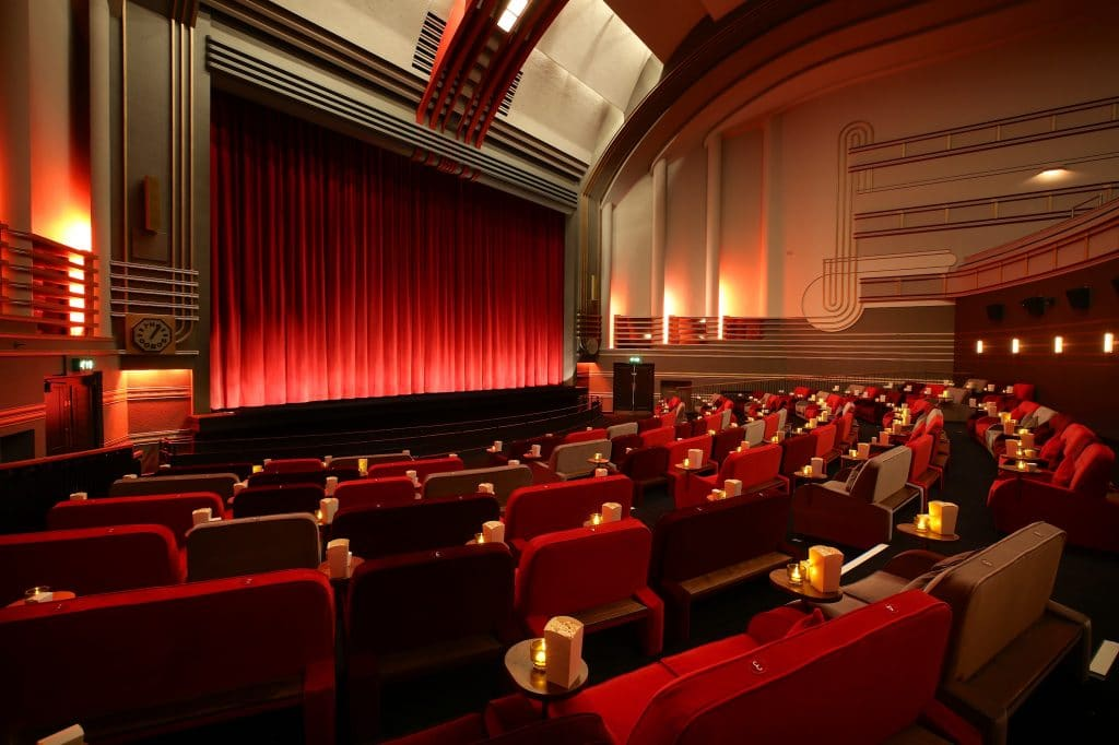 A Cosy Christmas Film Marathon Is Coming To This Charming New Cinema