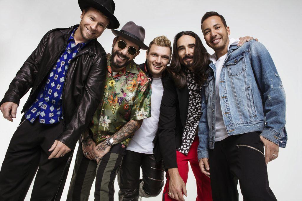 Backstreet Boys Have Announced A UK Tour And They're Starting In Manchester