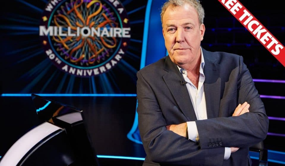 ITV Is Looking For Contestants And Audience Members For Who Wants To Be A Millionaire Hosted By Jeremy Clarkson