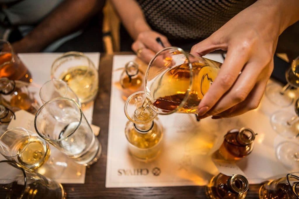 Create Your Own Blended Whisky At This Fancy Manchester Experience