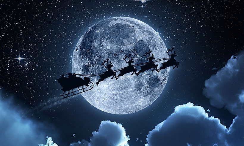 How To Track Santa On His Journey Around The World