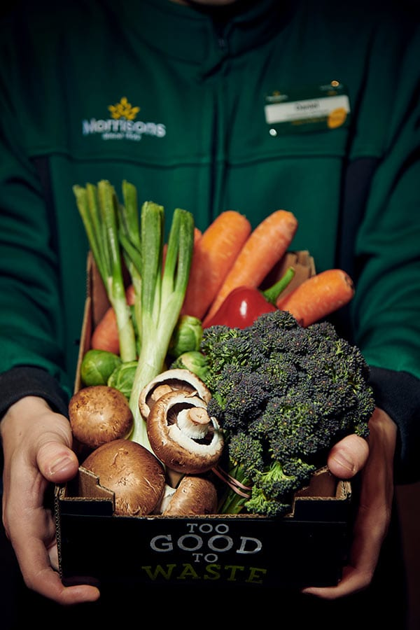 You Could Get All Your Christmas Veg For A £1 At Morrisons This Year