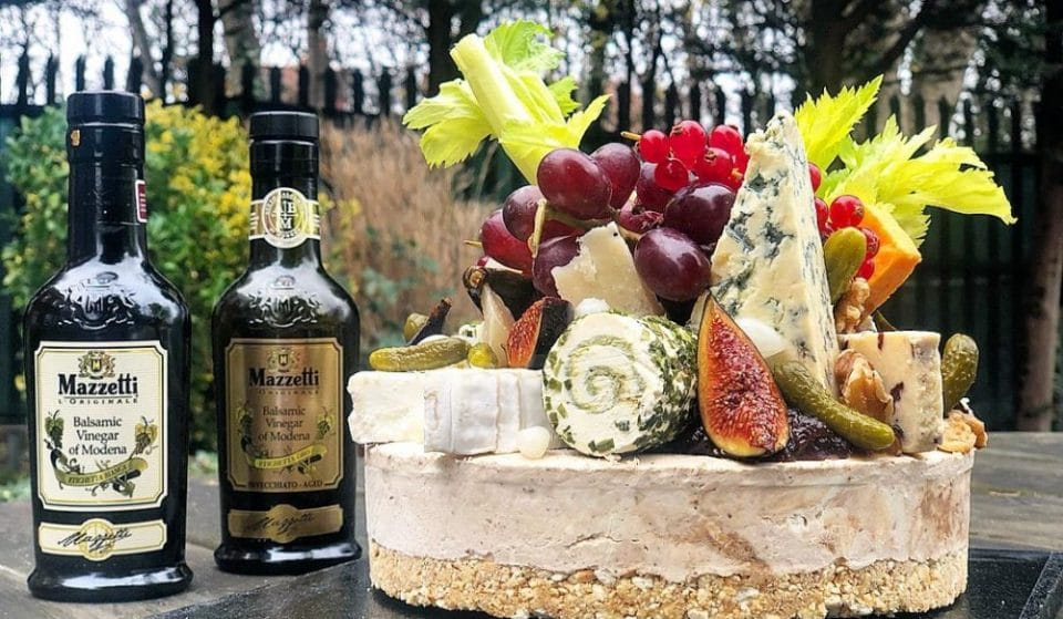 Sweet Cheesus! Cheeseboard Cheesecakes Exist And They Look Incredible