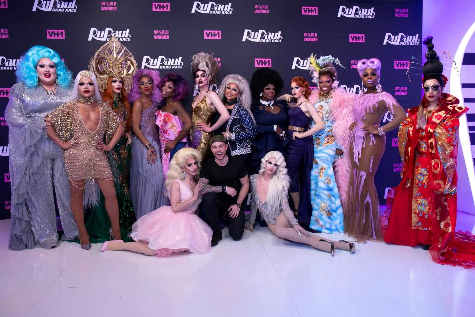 RuPaul's Drag Race Is Coming To The UK And TV Bosses Are Looking For Homegrown Queens To Enter The 'Werk Room'