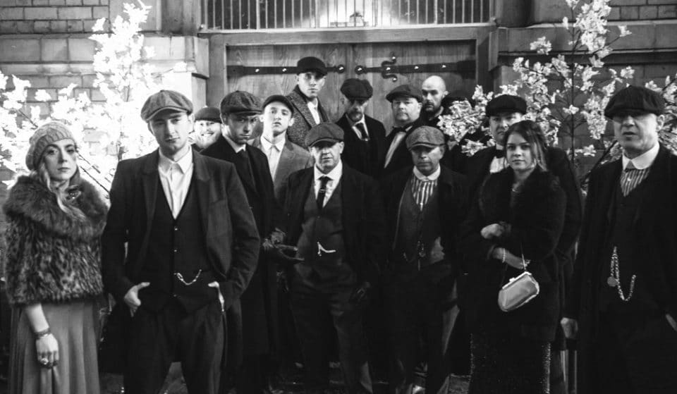 Take A Peek Inside Manchester's Peaky Blinders-Themed Bar