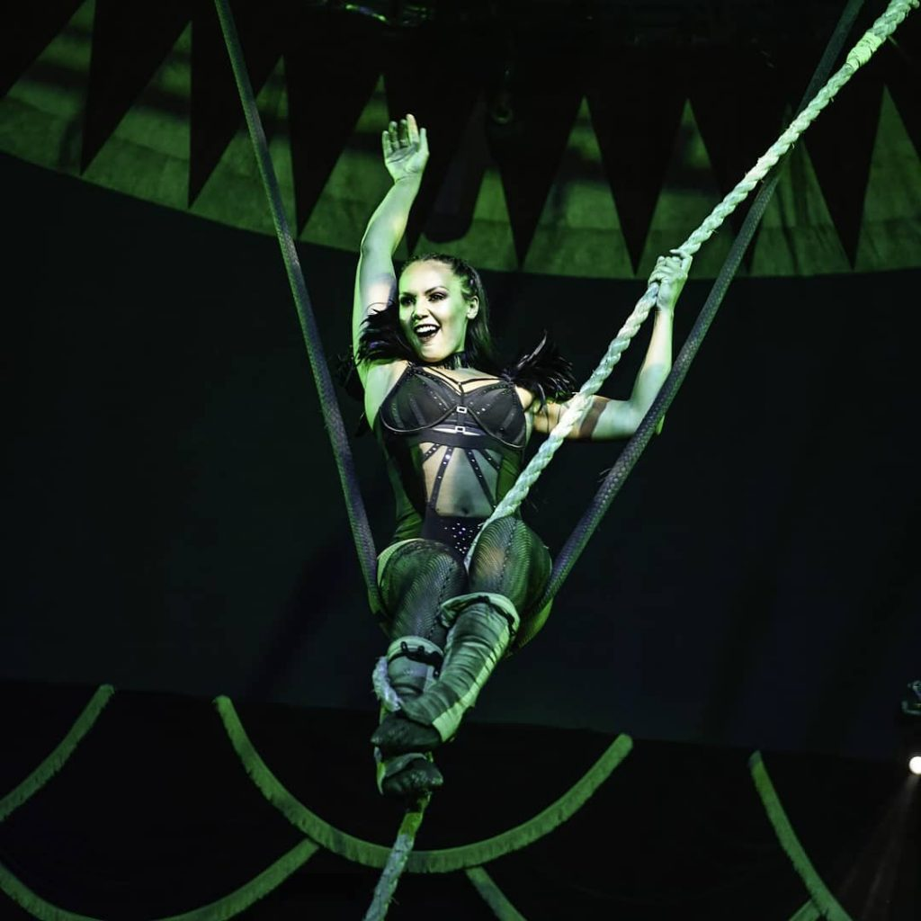 An Adults-Only Circus Is Coming To Manchester With Sexy Strong Men And A High Flying Dominatrix