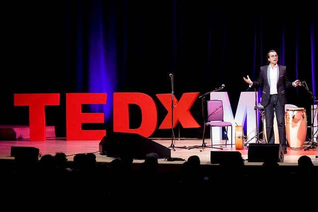 Ted Talks Is Coming To Manchester