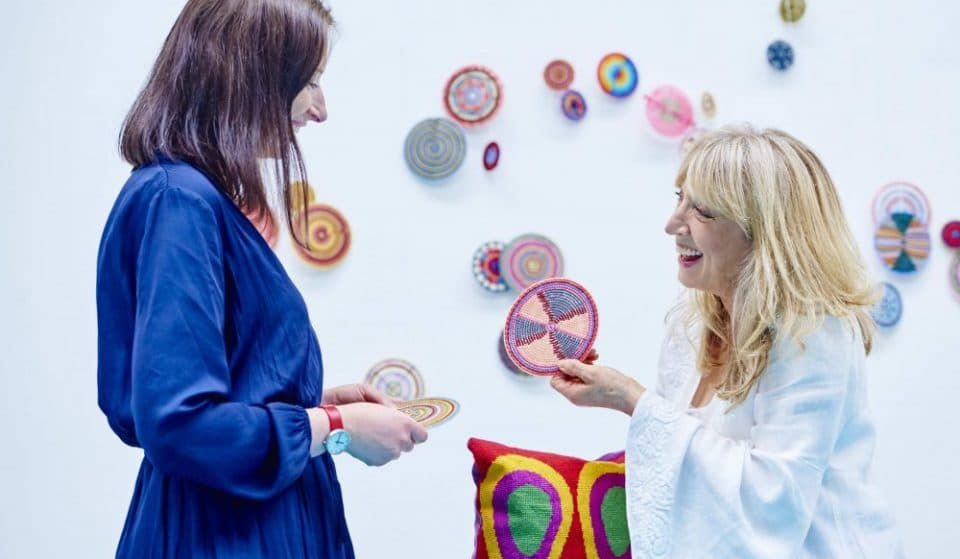 The Creative Craft Show Is Bringing An Aladdin's Cave Of Colourful Craft Supplies To Manchester