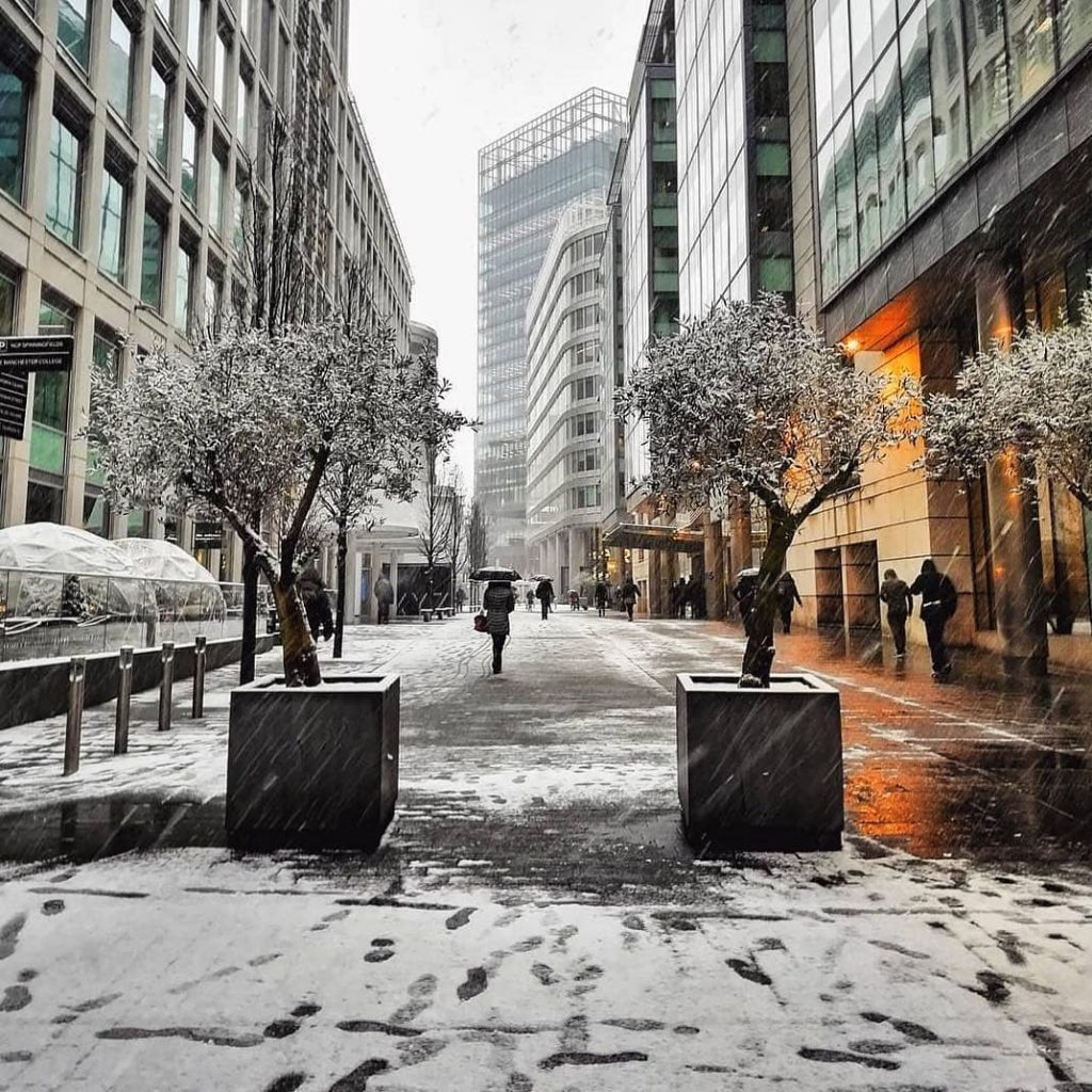 The Beast From The East Could Return Next Month The Met Office Has Warned