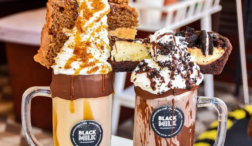 A Black Milk Stall Has Opened In The Trafford Centre