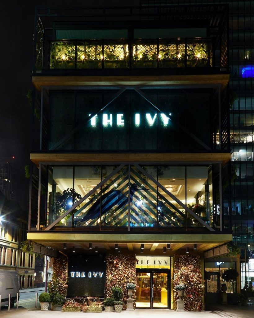 The Ivy Manchester Has Reopened Following The Fire And Owners Have Revealed Plans To Host A 'Super Party'