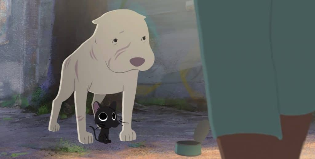 Pixar's New Short About A Cat Befriending An Abused Pit Bull Will Make You Ugly Cry