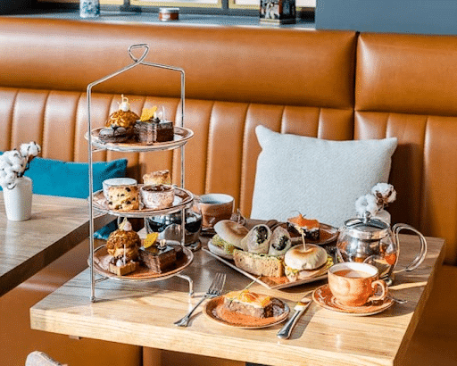 This Luxury Hotel Has Launched A Glorious Manchester-Inspired Afternoon Tea