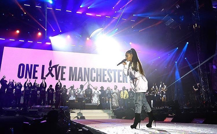 Ariana Grande Will Headline Manchester Pride Organisers Have Revealed