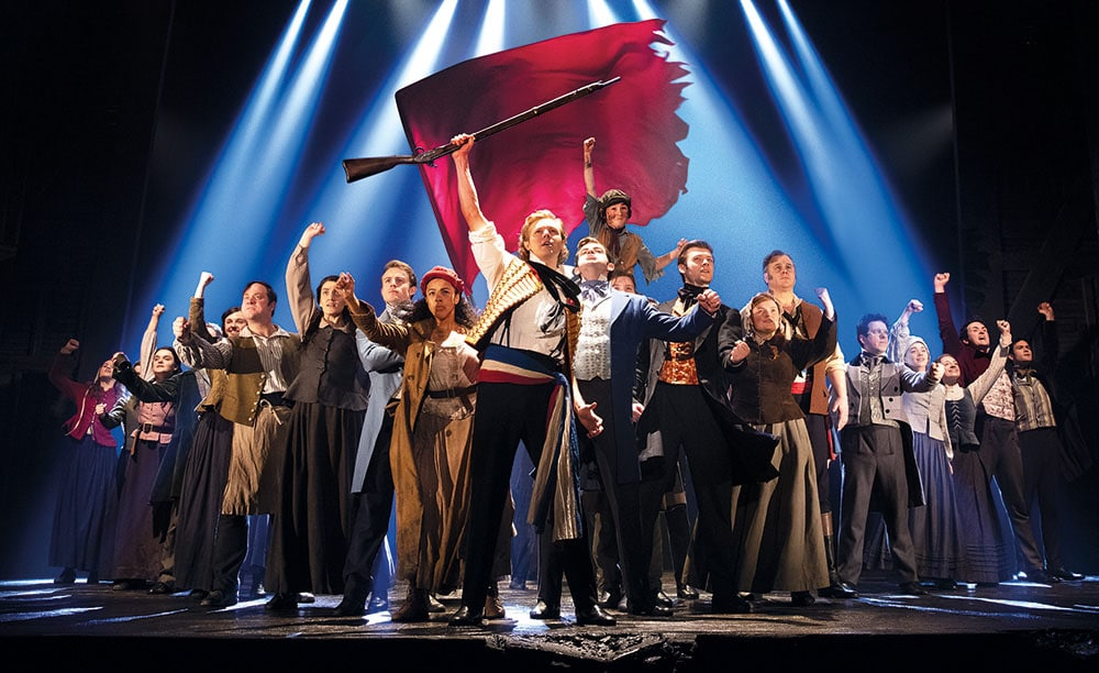 Les Misérables Is Coming To The Lowry