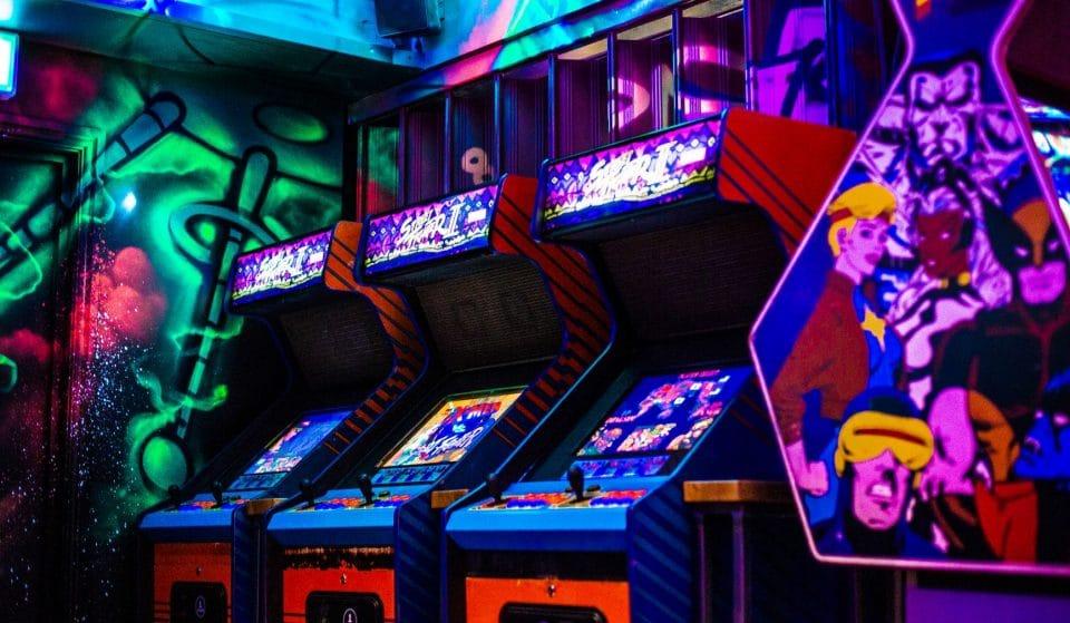 Inside NQ64 – Northern Quarter's Retro Arcade Bar