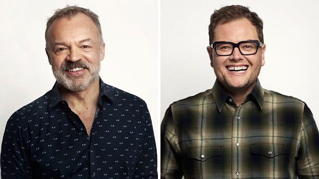 Graham Norton And Alan Carr Will Judge RuPaul's Drag Race UK